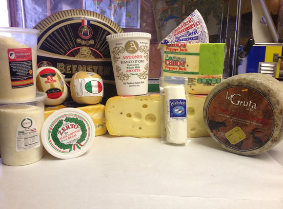 Wholesale Food Distributor In New Jersey, Gourmet Cheese, Gourmet